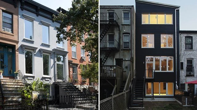 ERVs support Passive House brownstone retrofit