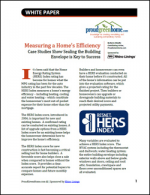 Measuring a Home's Efficiency: Case Studies Show Sealing the Building Envelope is Key to Success