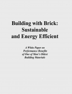 Building with Brick: Sustainable and Energy Efficient