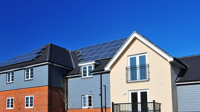Real estate professionals embrace solar power