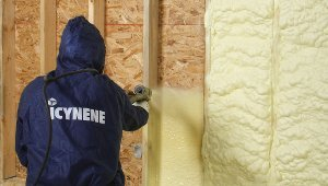 Mobile app helps homeowners understand spray foam insulation
