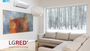 LG expands HVAC products with LGRED technology