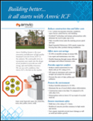 Amvic Building System Insulated Concrete Form Overview