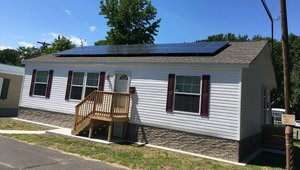Affordable housing project built for net-zero energy