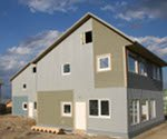 The largest co-housing project in the US meets Passive House standards