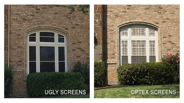 Solar Screens Beautify Homes as Well as Save Energy (Video)
