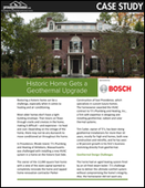 Historic Home Gets a Geothermal Upgrade
