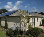 Demonstration homes pair solar power and electric vehicles