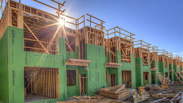 Sheathing system cuts construction time, solidifies building envelope sealing