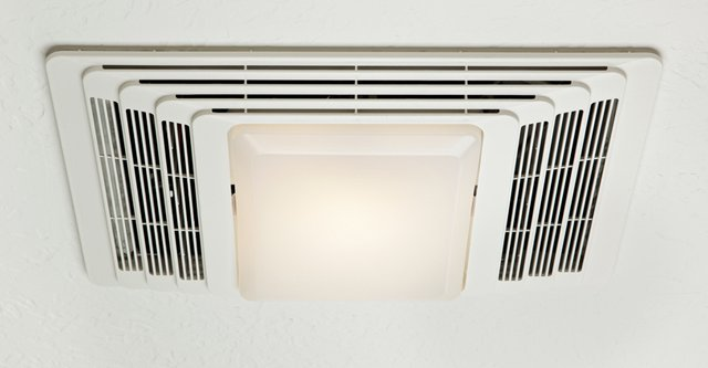 Continuously ventilated bathrooms improve IAQ