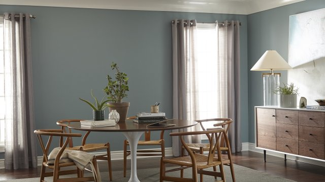 Behr Paint Reveals 2018 Color of the Year: 'In The Moment'