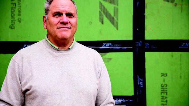 Q&A with Green Builder Carl Seville