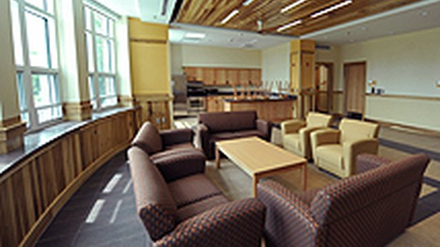 Deep Green residence hall earns record high LEED score