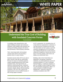 Understand the True Cost of Building with Insulated Concrete Forms