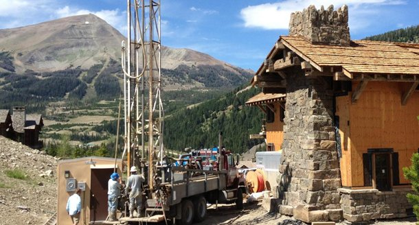 Remote Montana ranch installs geothermal system, minimizes disturbance to landscape