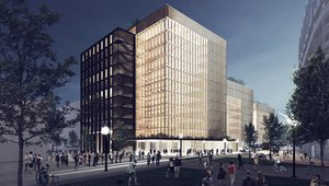 Newark to see nation's largest timber office building rise