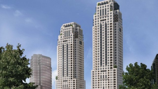 Vancouver on track to build world's tallest passive-house buildings
