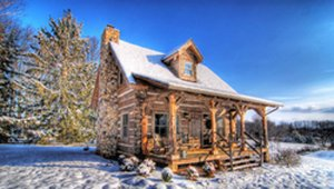 Log Home manufacturer Gears Up To Meet Demand For Second Homes, Big and Small (video)