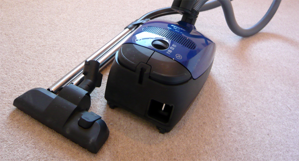 Vacuuming: You're doing it wrong
