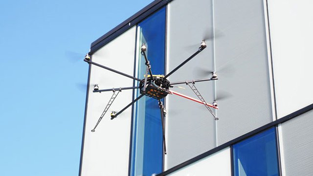 Drones in facilities management: Saving lives, time and money