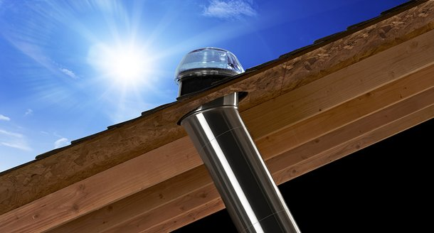 What's the most affordable type of skylight?