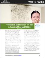 Ventilation and Moisture are Key to Tackling Mold and Mildew
