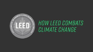 LEED helps combat climate change