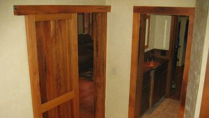 Minimize A Home's Carbon Footprint with Recycled Wood Doors