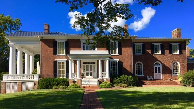 Historic house gets energy efficiency boost with window film
