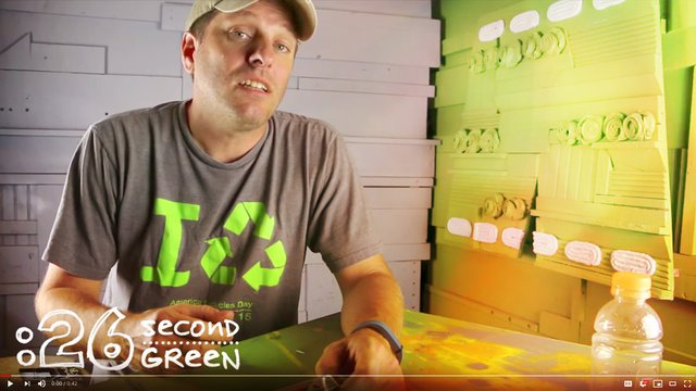'How-To' video creator Tom Mills makes world greener :26 at a time