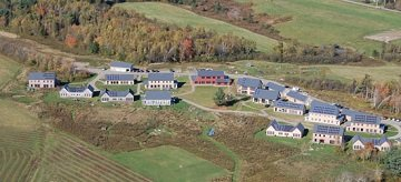 Zehnder America Announces the Completion of Belfast Cohousing & Ecovillage