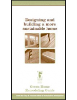 Designing and Building a More Sustainable Home