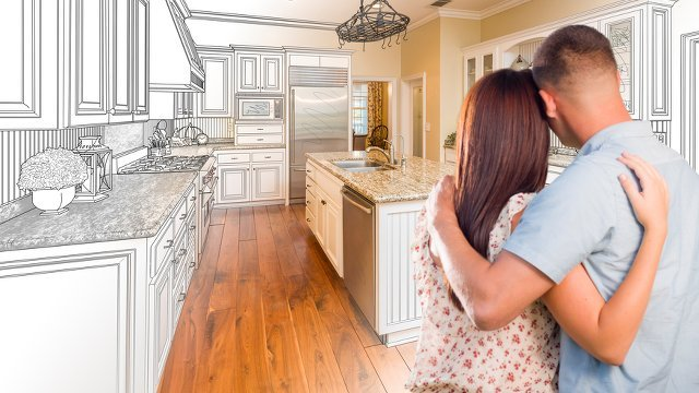 Survey: Kitchen Updates Address Decluttering Obsessions