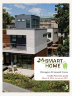 Smart Home: Green + Wired: Chicago's Greenest Home