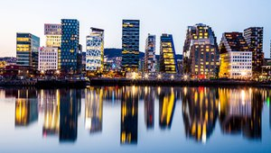 Majority of Oslo's new offices achieve green certification