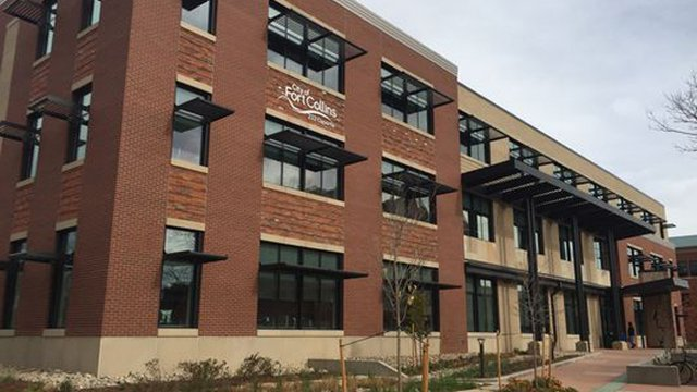 Fort Collins building earns platinum honor