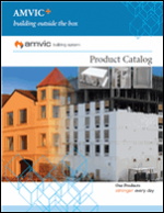Amvic Building System Concrete Forms Product Catalog