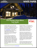How Heating a Home Affects Your Health