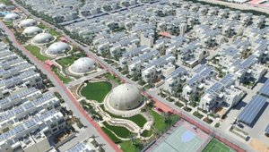 Dubai's solar city goes live
