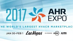 2017 AHR Expo exhibitors reflect latest trends in HVACR