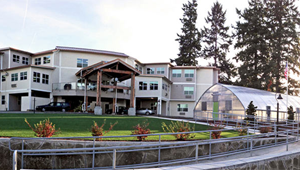 Modular senior housing communities win LEED Platinum