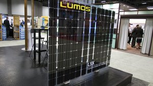 <p>Lumos produces function and aesthetic solar products that are dedicated to helping users become sustainable. Lumos, which touts itself as the art of solar, designs its panels to create architectural structures that offer visual and functional appeal.&nbsp;</p>