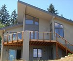 Passive House design relies on energy-saving windows