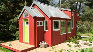 8 tiny homes built tough for off-grid living