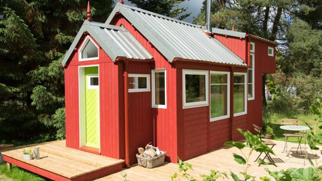 8 Tiny Homes Built Tough For Off Grid Living Proud Green