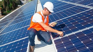 Solar an easy energy solution for commercial buildings
