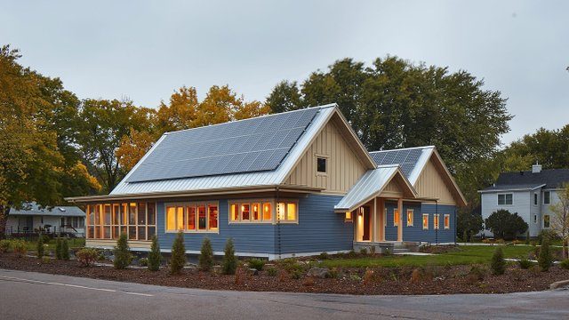 Minnesota Net Zero Home Relies on Geothermal for Comfortable Living (Video)