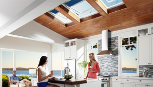 Fresh air skylights more affordable with rebates and tax breaks