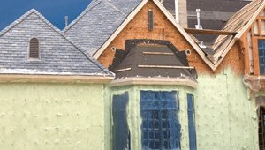 New spray foam insulation adds recycled content for LEED points