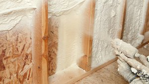 New Spray Foam System Offers Air Barrier and Insulation